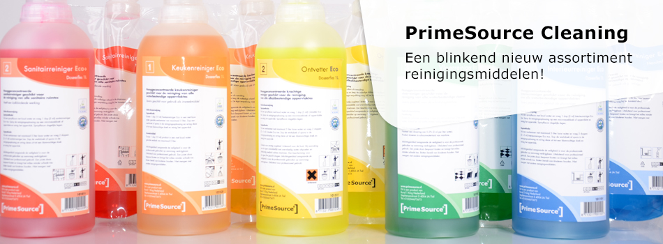 PrimeSource Cleaning